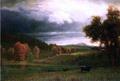 Autumn Landscape: The Catskills