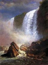 Waterfalls Paintings