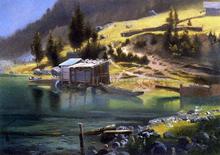 A Fishing and Hunting Camp, Loring, Alaska
