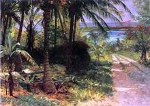 A Tropical Landscape