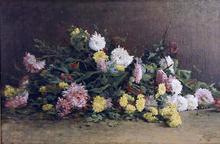 Flowers - Albert Gabriel Rigolot