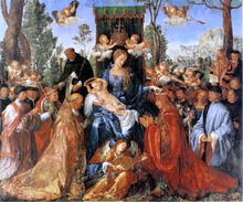 Feast of the Rose Garlands