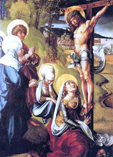 The Seven Sorrows of the Virgin: Crucifixion
