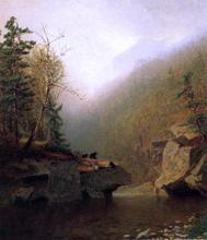 Three Bears - Alexander Helwig Wyant