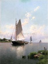Blue Point, Long Island - Alfred Thompson Bricher