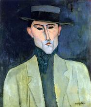 Man witih Hat
