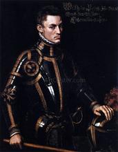 Portrait of William of Orange