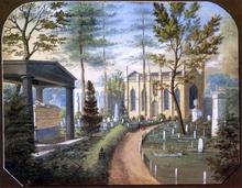 Laurel Hill Cemetary, Philadelphia - Antonio Zeno Shindler