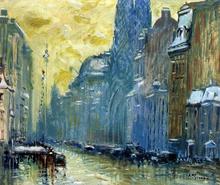 Fifth Avenue - Arthur Clifton Goodwin