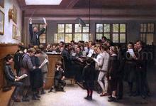 The Choir Lesson