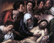 Haneton Triptych (centre panel)