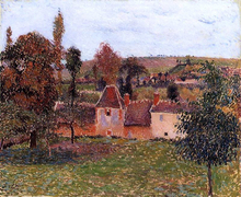 A Farm at Basincourt