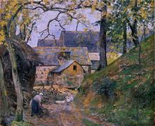 A Farm at Montfoucault