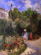 A Garden at Pontoise