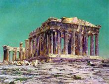 The Parthenon - Charles Gifford Dyer