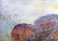 A Cliff near Dieppe