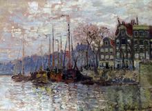 Amsterdam - Claude Oscar Monet
