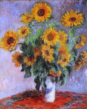 Bouquets Paintings