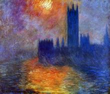 London Paintings