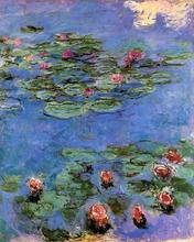 Water Lilies Paintings