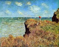 A Cliff Walk, Pourville