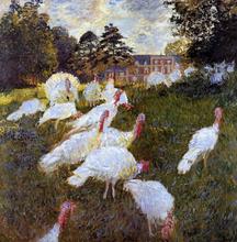 Fowl Paintings