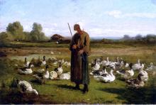 Goose Girl - Constant Troyon