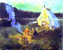 Hunter's Tent
