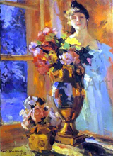 Still Life with Z. Pertseva's Portrait