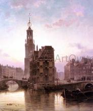 Amsterdam - Cornelis Christiaan Dommelshuizen