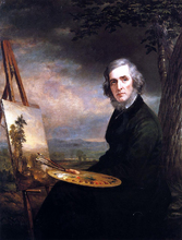 Portrait of Asher Brown Durand