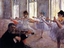 Dancers Paintings