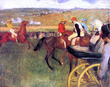 The Racecourse, Amateur Jockeys