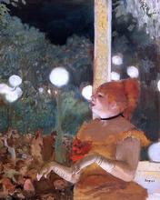 The Song of the Dog - Edgar Degas