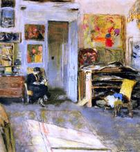 Art Studios Paintings
