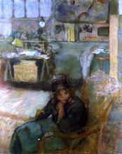 A Studio - Edouard Vuillard