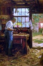 Studios and Workshops Paintings