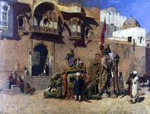 A Rajah of Jodhpur - Edwin Lord Weeks