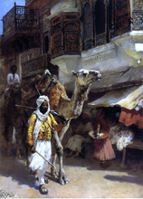 Camels Paintings