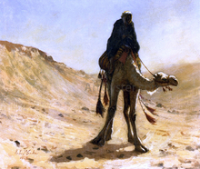 A Camel Rider - Edwin Lord Weeks