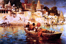 The Last Voyage: A Souvenir of the Ganges - Edwin Lord Weeks