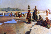 Water Carries of the Ganges - Edwin Lord Weeks