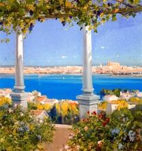 Paisaje de Mallorca - Eliseo Meifren I Roig