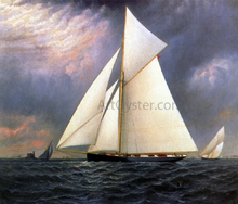 Ships and Boats Paintings
