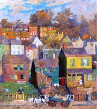 Long Island Paintings