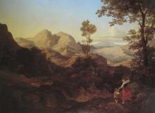 Sabine Mountains - Ernst Fries