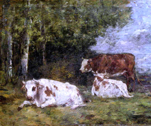 Cattle Paintings