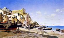 The Harbour, Capri - Federico Del Campo