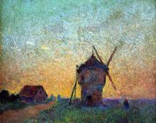 A Mill - Ferdinand Du Puigaudeau