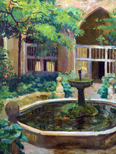 Fountains Paintings
